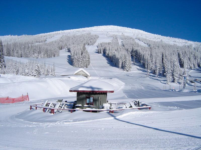 Baldy Mountain Ski Resort
